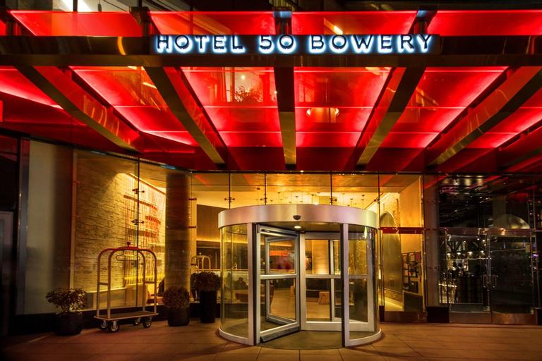 Hotel 50 Bowery NYC, New York