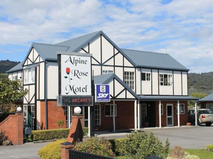 Alpine Rose Greymouth Motel, Grey