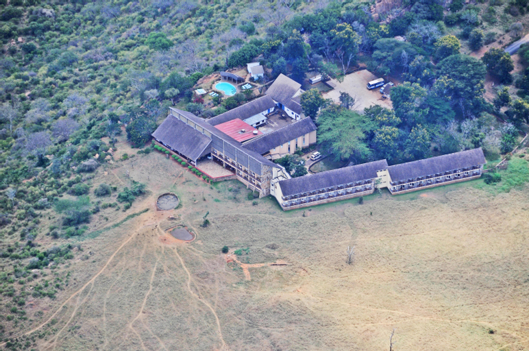 Ngulia Safari Lodge, Voi
