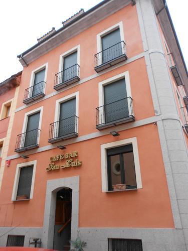 Hotel San Luis, Segovia