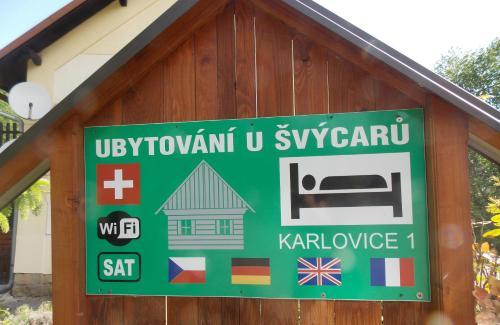 Ubytovani U Svycaru, Semily