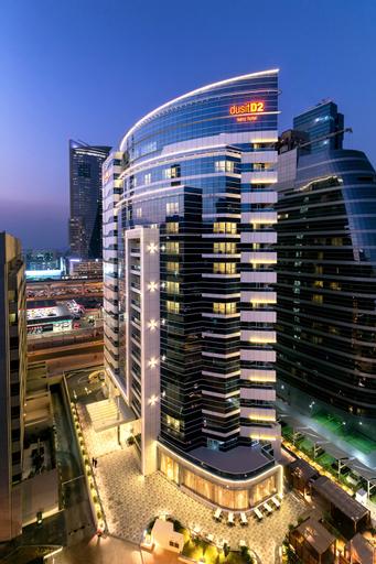 dusitD2 kenz Hotel Dubai,