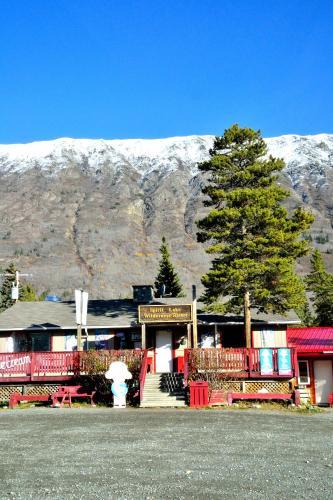 Spirit Lake Lodge, Yukon