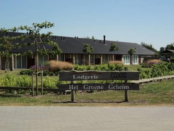 Lodgerie Het Groene Geheim, Almere