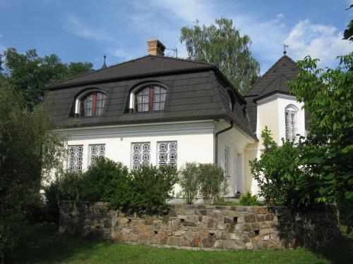 Vila Chateau, Chrudim