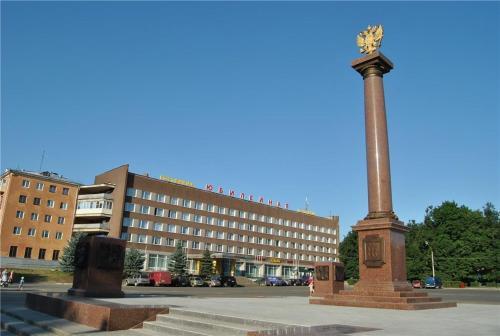 Hotel Yybileynaya, Velikie Luki