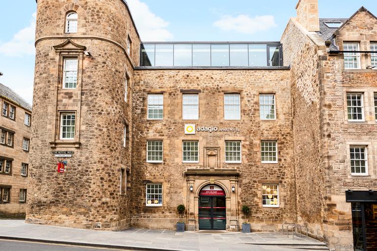 Aparthotel Adagio Edinburgh Royal Mile, Edinburgh