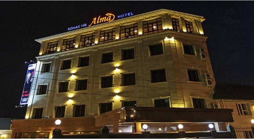 Hotel Alma, Almaty (Alma-Ata)