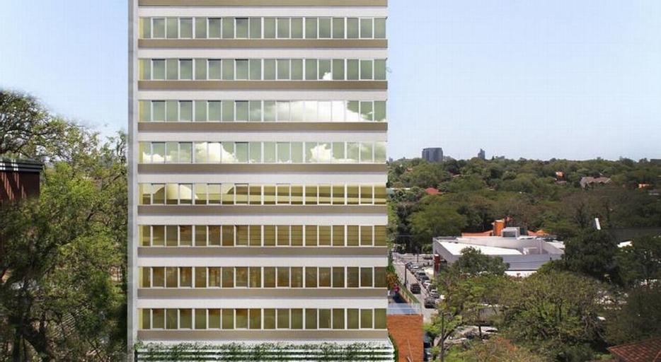 Hub Hotel Asuncion, Asunción
