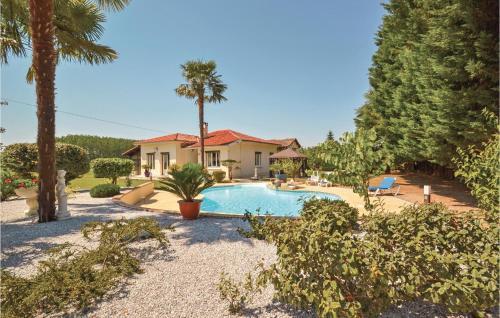 Holiday home Monsegur 20, Gironde