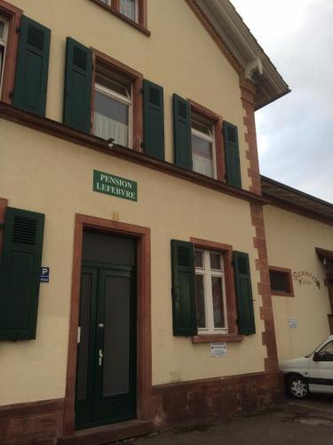 Pension Lefebvre, Lörrach
