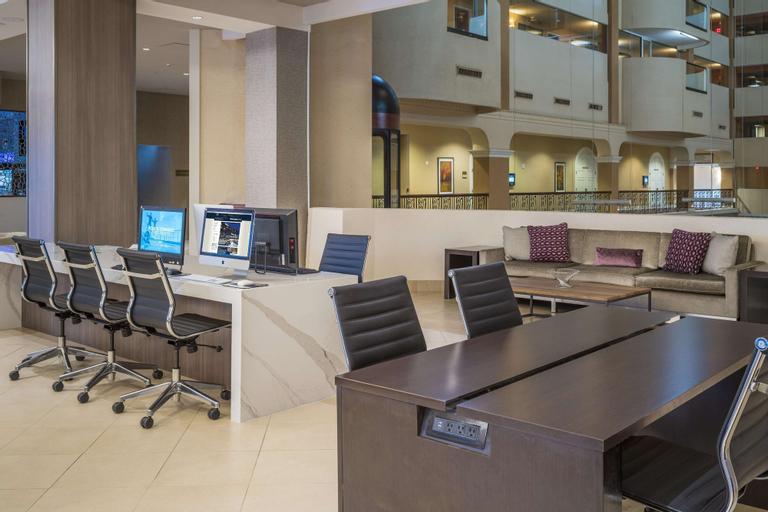 Hilton Washington DC Rockville Executive Meeting Center, Montgomery