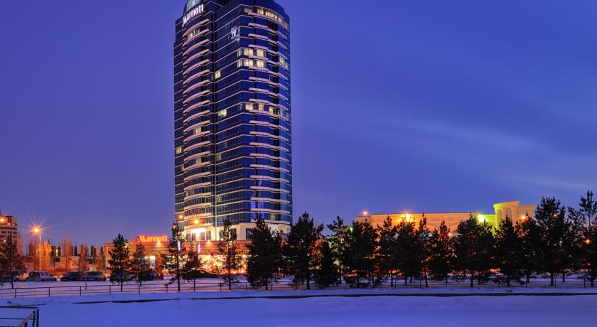Marriott Hotel Astana, Tselinogradskiy