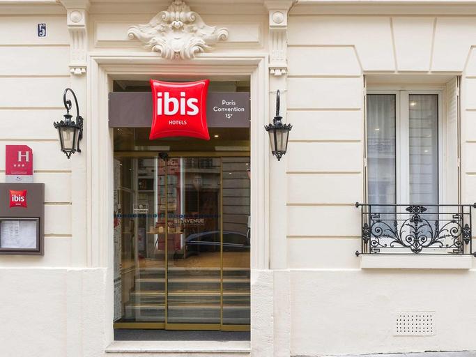 ibis Paris Vaugirard Porte de Versailles, Paris
