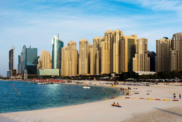 Hawthorn Suites By Wyndham Dubai, JBR,