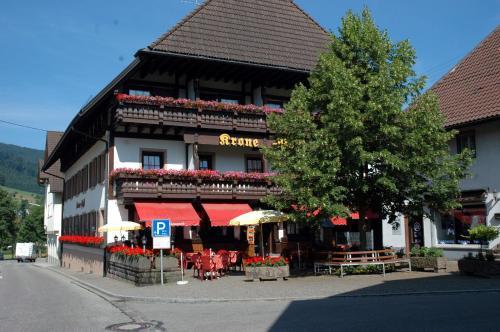 Hotel Restaurant Pension Krone Post, Emmendingen