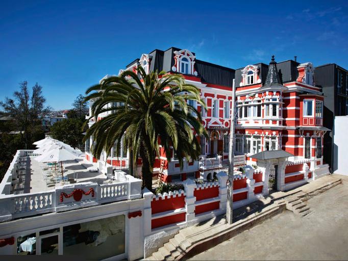 Palacio Astoreca, Valparaíso
