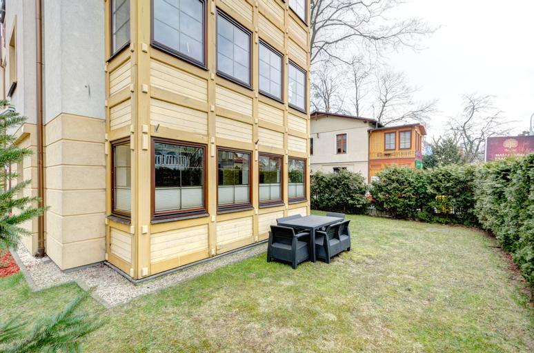 Dom & House Apartments Monte Cassino - Chopina, Sopot