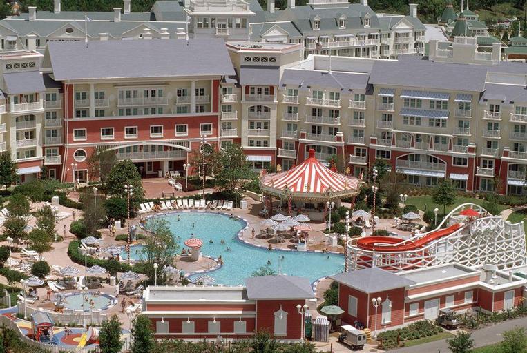 Disney's Boardwalk Inn Package, Orange