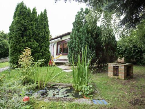 Detached holiday home in Moschwitz Saxony with private terrace, Vogtlandkreis