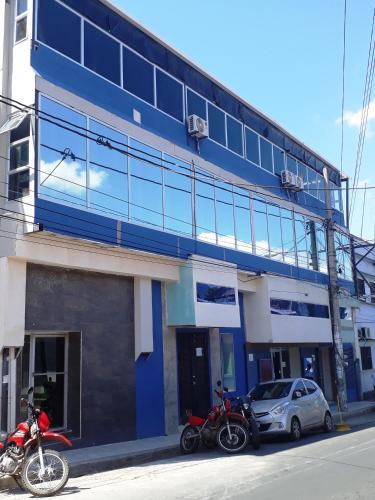 Hotel Celebertti, Matagalpa