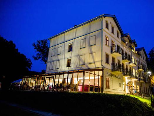Event Zdrój Hotel, Lubań
