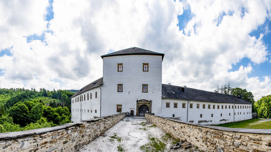 Chateau Goldenstein, Šumperk
