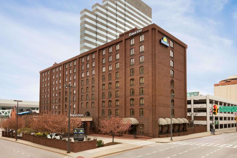 Days Inn by Wyndham Baltimore Inner Harbor, Baltimore