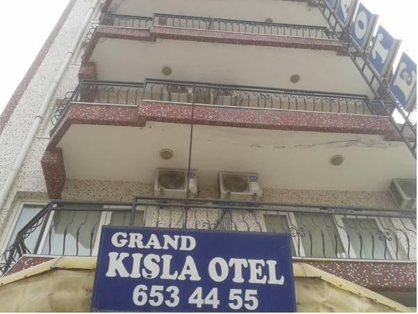 Grand Kisla Hotel, Alaşehir