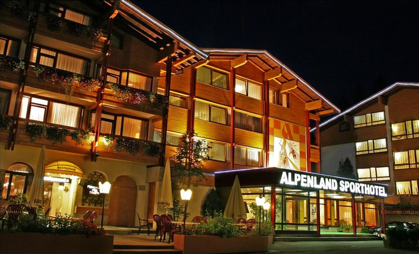 Alpenland Sporthotel Maria Alm, Zell am See
