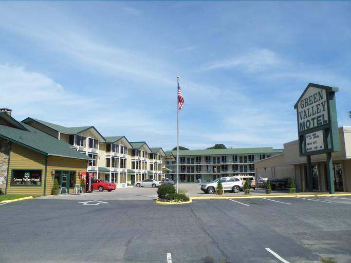 Green Valley Motel, Sevier