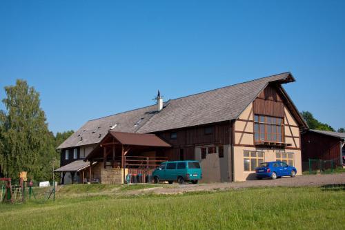 Penzion U Vetrne vily, Liberec