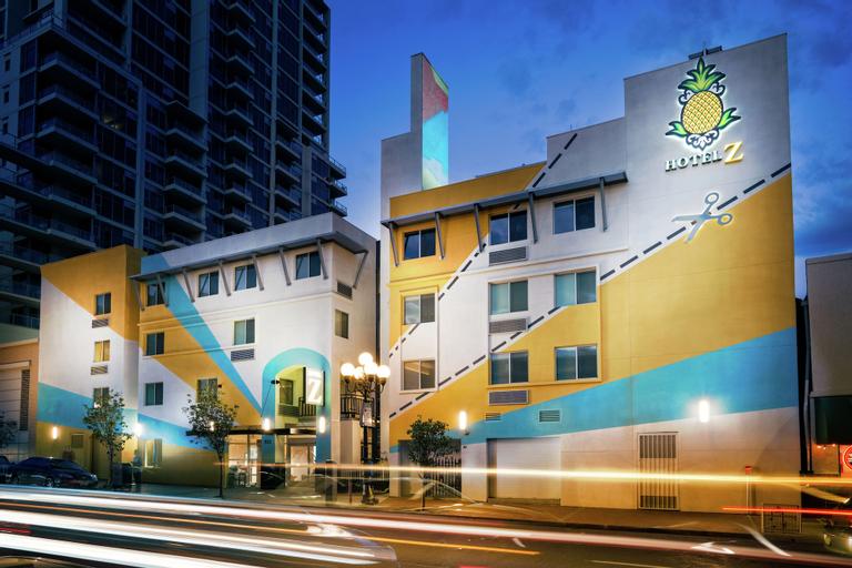 Staypineapple, Hotel Z, Gaslamp San Diego, San Diego