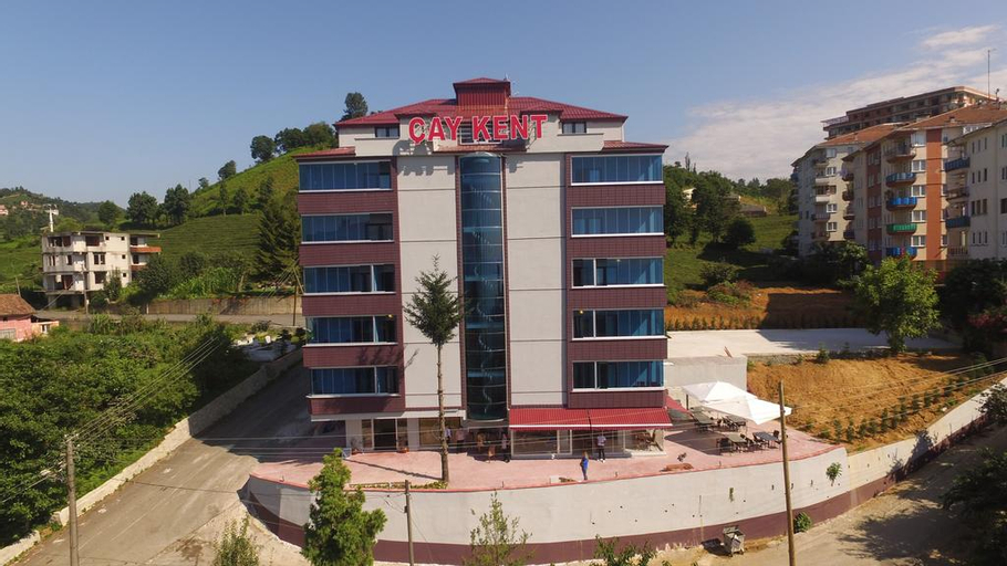 Caykent Suite Hotel, Of