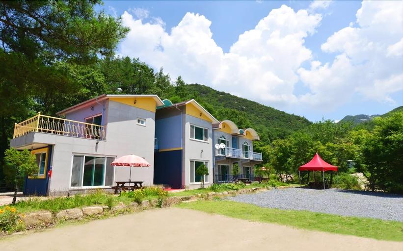 Jecheon Neunggangsong Pension, Jecheon