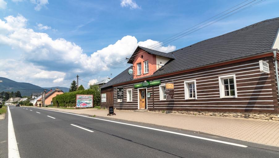 Hotel Pod Jedlovým vrchem, Šumperk