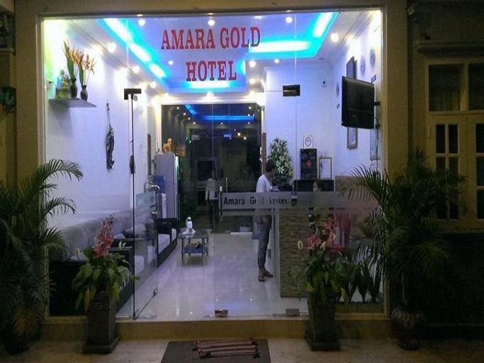 Amara Gold Hotel, Pegu
