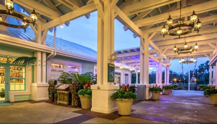 Disney's Old Key West Resort Package, Orange