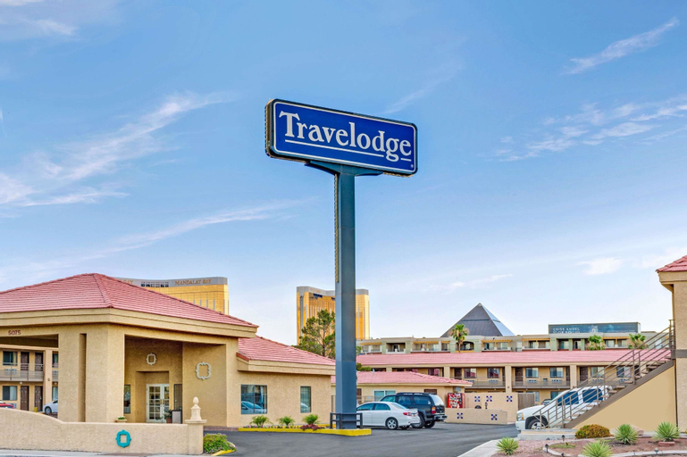 Travelodge by Wyndham Las Vegas Airport No/Near The Strip, Clark