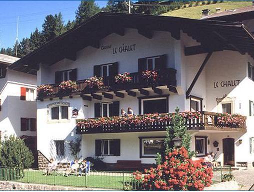 Garni Le Chalet, Bolzano