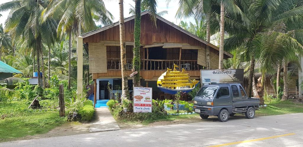Calypso Surf and Dive, San Isidro