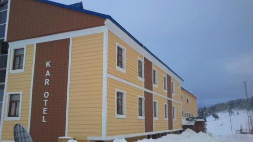 Sarikamis Kar Hotel, Sarıkamış