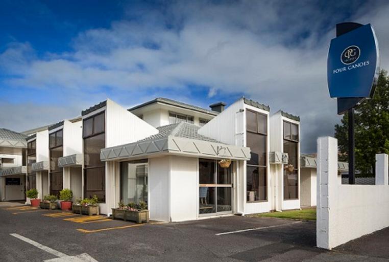 Four Canoes Hotel, Rotorua