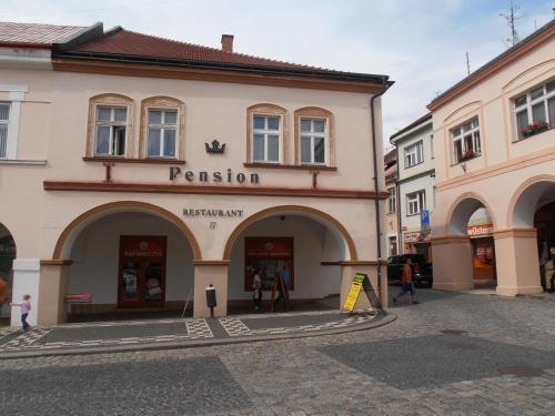 Penzion u Ceske Koruny, Jičín