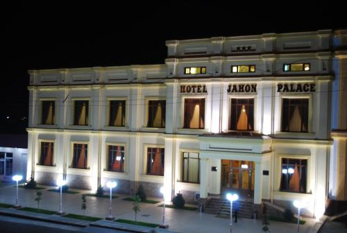 Jahon Palace, Samarqand
