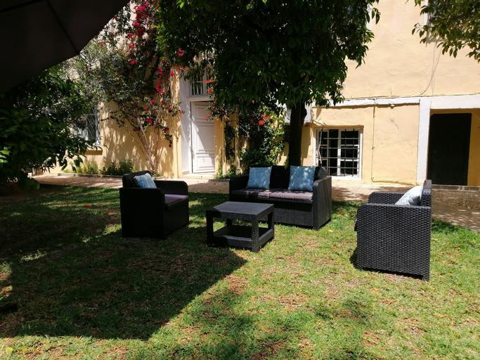 L'appartement du Palais apt 2 chambres et jardin, La Marsa