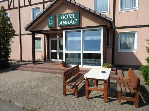 Hotel Anhalt, Anhalt-Bitterfeld
