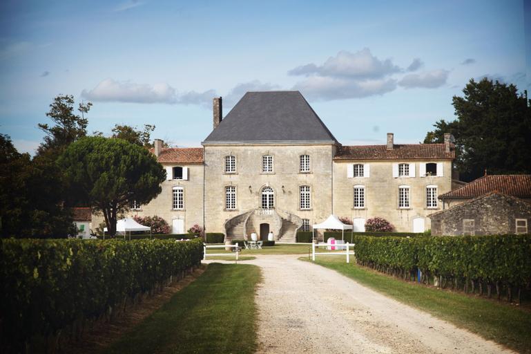 Château des Arras - Chambres D'Hôtes, Gironde