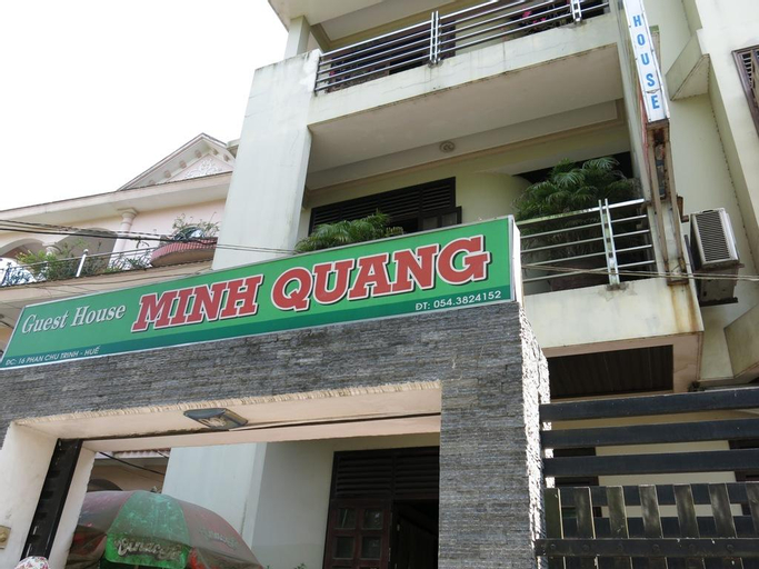Minh Quang Guest House, Huế