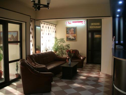 Hotel Central, Moreni